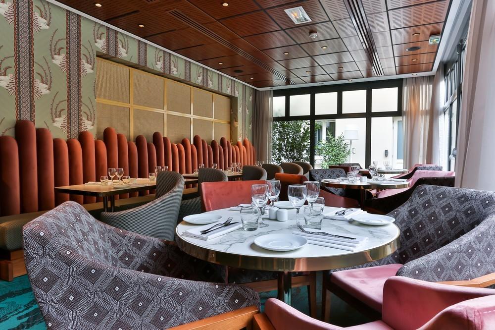 Ristorante m64 - sala da pranzo di design