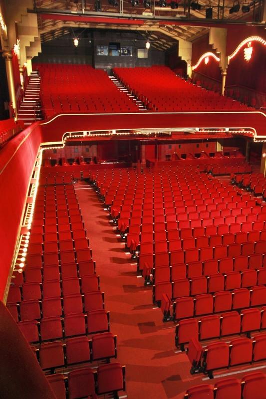 Photo de la salle du casino de paris