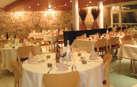 Azureva Frejus - Restaurante