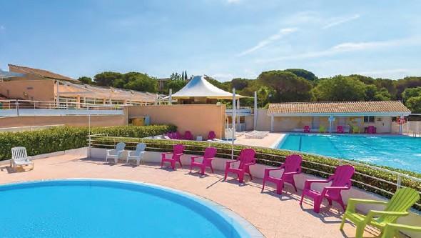 Azureva fréjus - piscina all'aperto