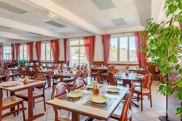 Azureva murol - restaurant