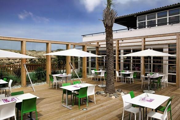 Club belambra - seignosse hossegor the tuquets - terrace
