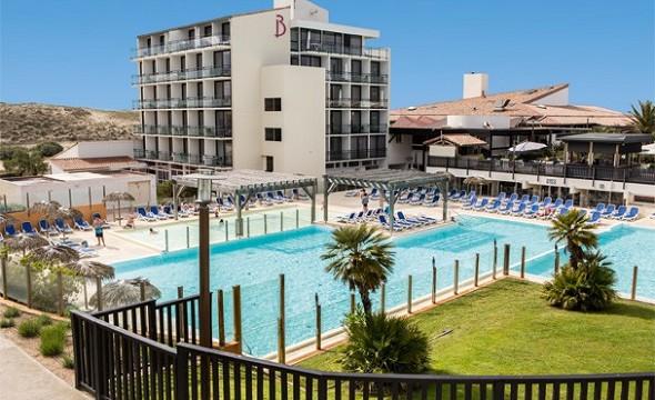 Club belambra - seignosse hossegor the tuquets - swimming pool