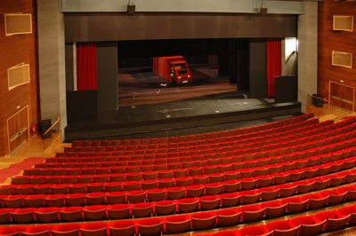 Salins theater: Martigues seminar room (9)