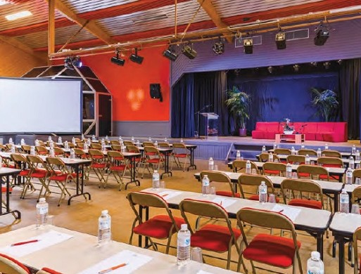 Azureva Brombeerstrauch-les-Bains - Seminarraum