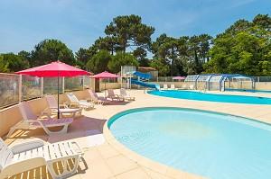 Azureva Ile d'Oléron - Schwimmbad