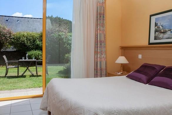 Azureva trégunc - Room