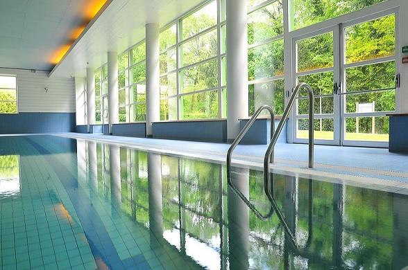 Las fuentes - piscina