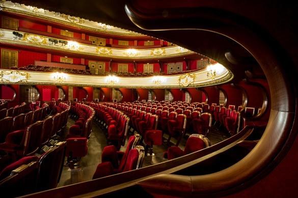 Com die fran aise salle s minaire paris 75 - Comedie francaise salle richelieu ...
