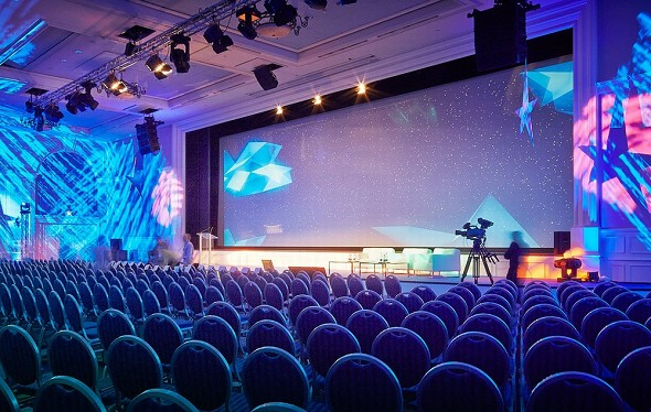 Business solutions - euro disney associes sas - conference room