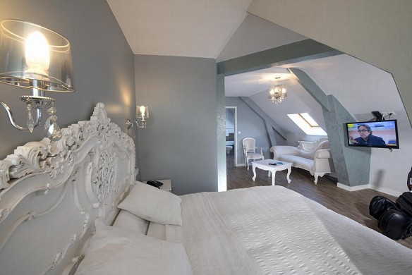 Hotel of the citadel - room