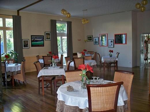 Hotel de la citadelle - restaurant