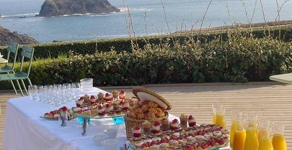 El mar abierto de belle-ile-en-mer - organización de eventos