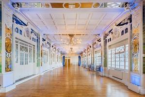 The Mirror Hall - Reception room