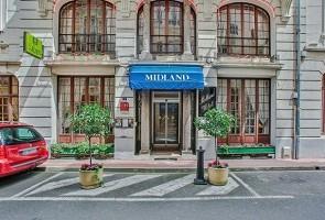 Midland Hotel - Front
