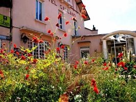 Hotel Restaurant Galland - Frente