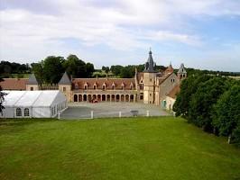 Château de la Crête Audes - seminario Audes
