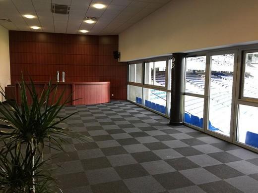 Estadio marcel michelin - espacio occidental premium