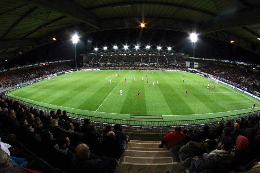 Stade du Roudourou : Salle séminaire SAINT-BRIEUC (22)