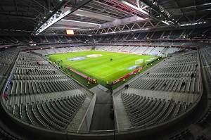 Stade Pierre Mauroy - Stadion anzeigen