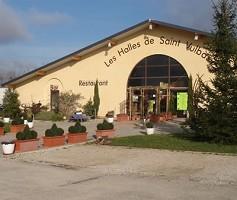 Les Halles de Saint Vulbas - Exterior