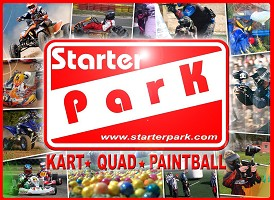 Starter Park - Cuges-les-Pins seminar