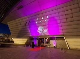 Palais Maillot - París seminario