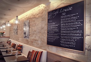 Café Louise - París seminario