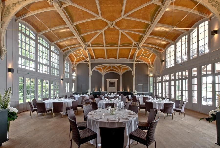 Der Pavillon der Teiche - 1899 Lounge