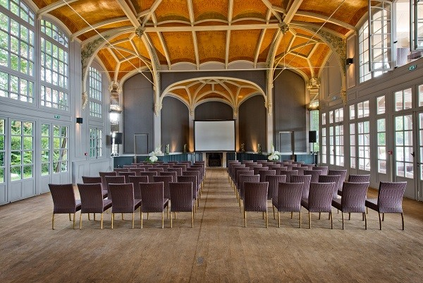 Der Pavillon der Teiche - 1899 Seminarraum