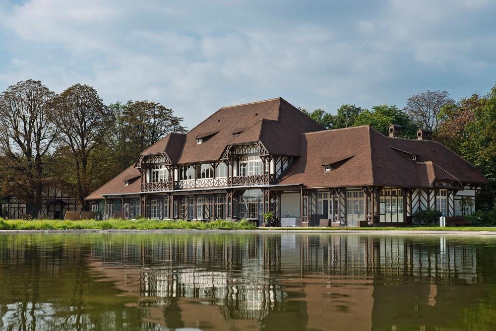 Der Pavillon der Teiche - Teiche Feld