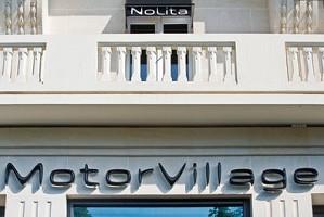 Motor Village - seminario de París