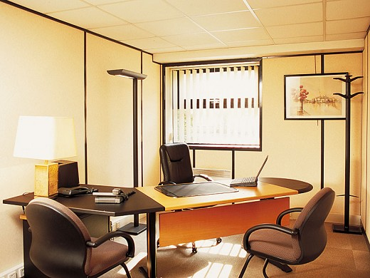 Buro club paris voltaire - bureau