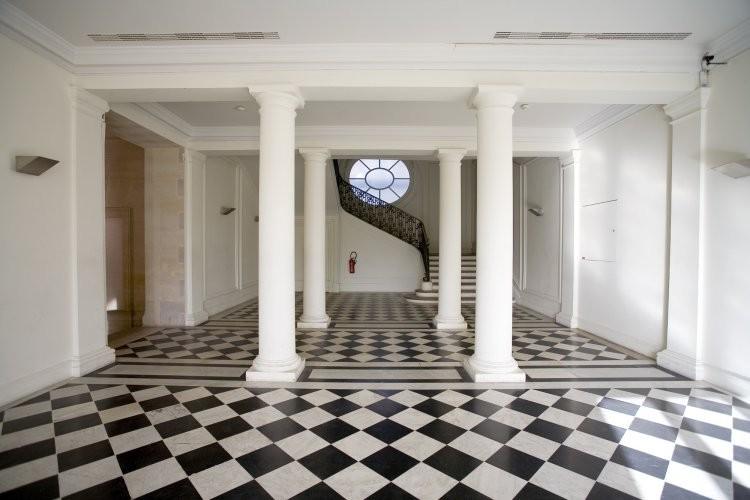 Las artes decorativas - alquilar una habitación en París