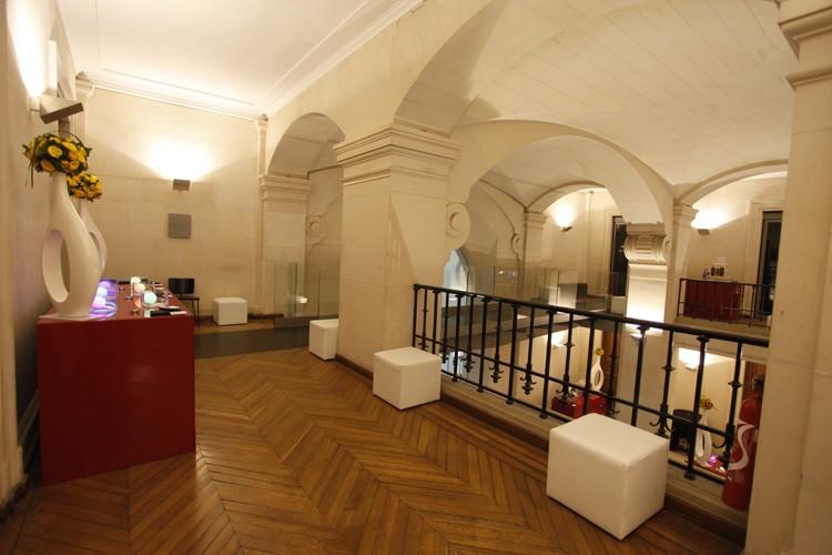 Artes decorativas - interior del lugar.