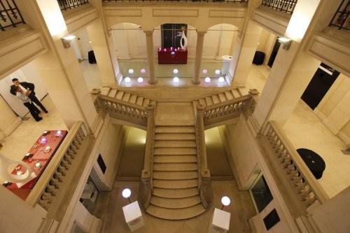 Las artes decorativas - lugar prestigioso ubicado en el primer distrito de París