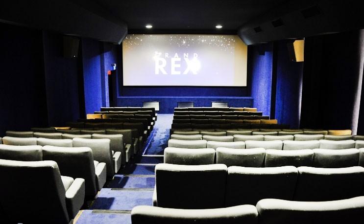 La sala Paris 6 Grand Rex