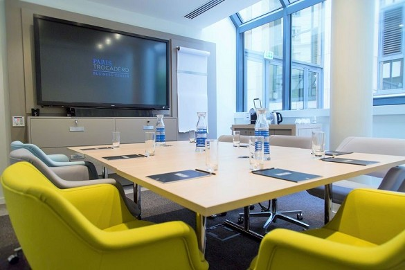 Arpège elior paris trocadéro - meeting room