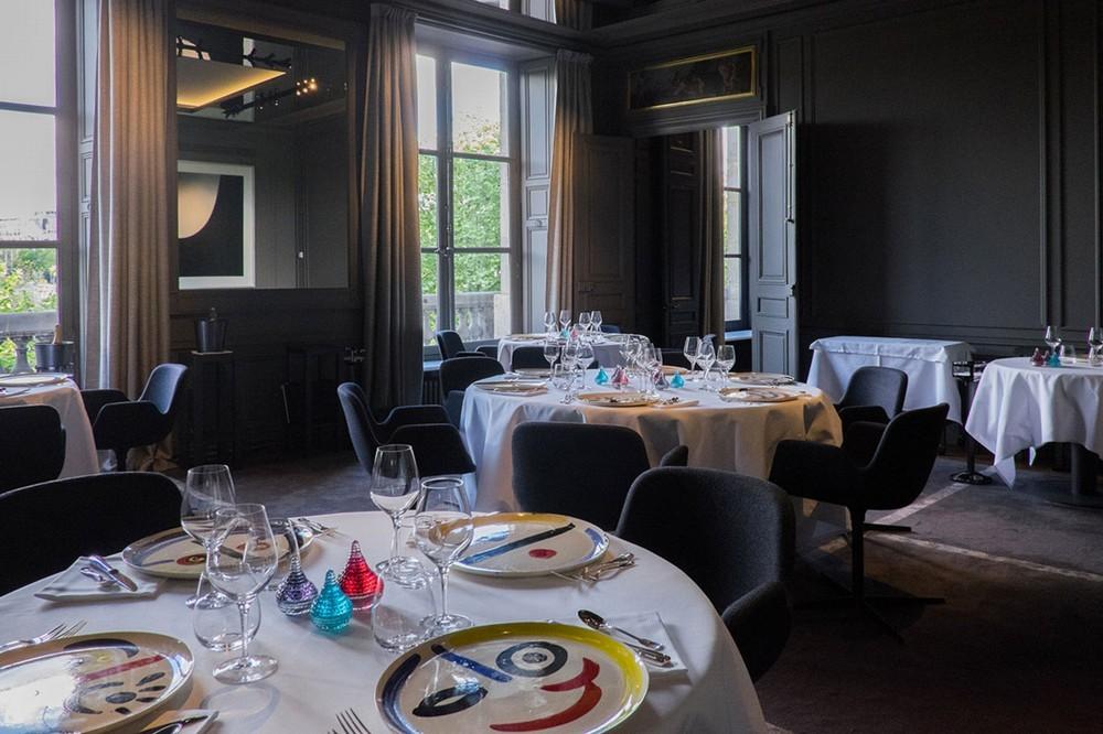 Restaurant Guy Savoy Paris Eme