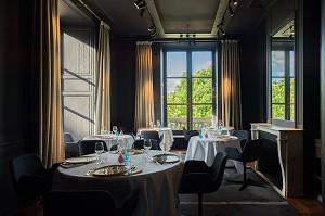 Restaurant Guy Savoy - Salon scene de Paris