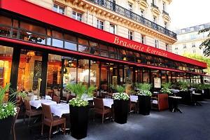 Brasserie Lorraine - Ristorante Esterno