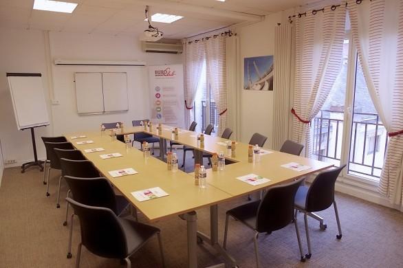 Buro club bordeaux quinconces - meeting room