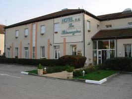 Sala de seminarios: Hotel la Bérangère -