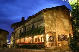 Hostellerie du Vieux Pérouges - Exterior