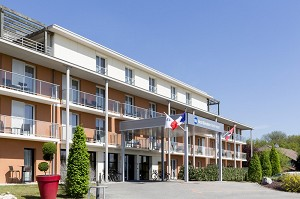 Best Western Park Hotel Geneve-Thoiry - Exterior