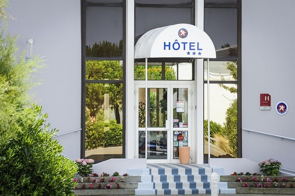 L'originale boutique hotel admiral's les sables-d'Olonne - home