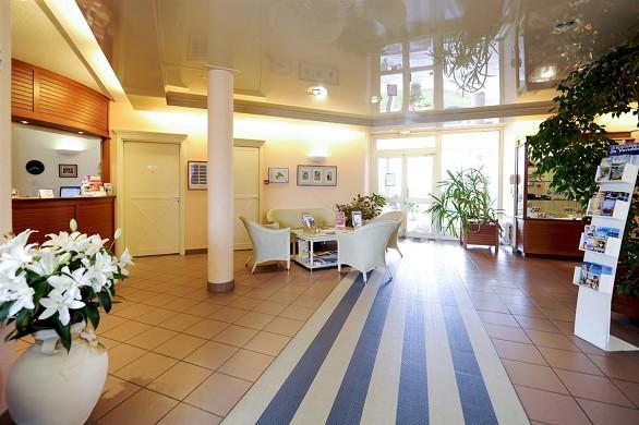 L'originale boutique hotel admiral's les sables-d'Olonne - lobby