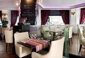Restaurant LR - Seminar in Paris