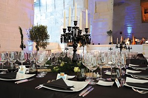 Carriere ilumina los arriendos de la prestigiosa velada provenzal.