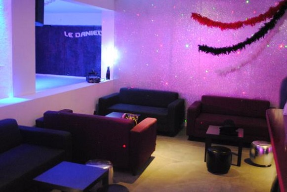 Le daniely - living room